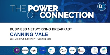 District32 Business Networking Perth – Canning Vale - Thu 18th Mar tickets