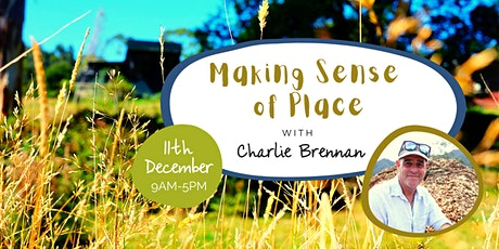 Making Sense of Place tickets