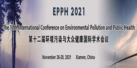 International Conference on Environmental Pollution and Public Health tickets