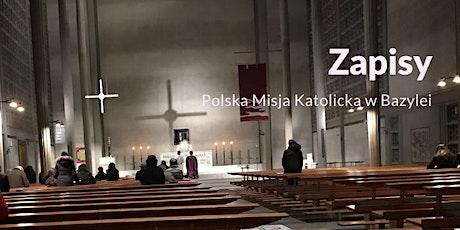 Msza Św. w dniu 29.11.2020 o godz. 13:30 Tickets