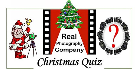 Christmas Photography Quiz tickets