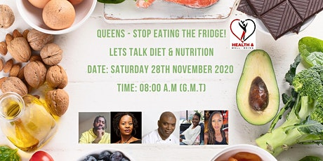 Queens - Stop Eating the Fridge - Lets Talk Diet & Nutrition tickets