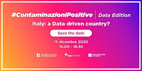#ContaminazioniPositive | Data Edition biglietti
