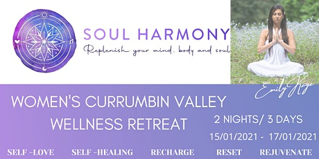 WOMENS  CURRUMBIN VALLEY WELLNESS RETREAT tickets