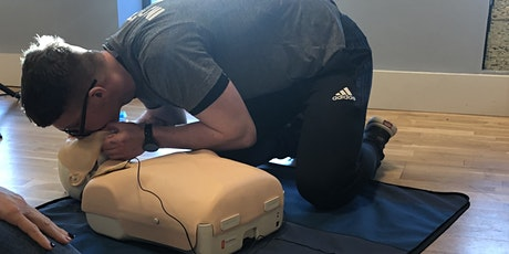 Level 3 Award in Emergency First Aid at Work tickets