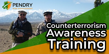 RCP Security - Counterterrorism Awareness Training tickets