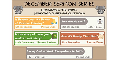 ESCCC December 2020: Elephants in the Room (Awkward Christmas Questions)