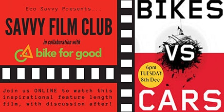 Film Club: Bikes vs Cars tickets