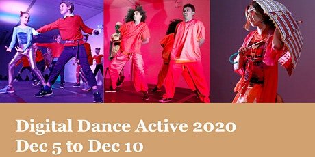 Dance  Active 2020 Dance Workshops tickets