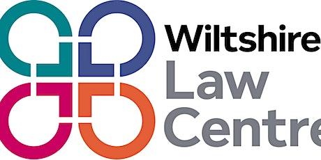AGM Wiltshire Law Centre tickets