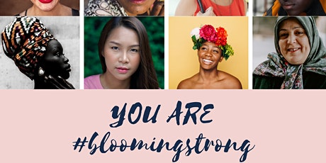 Blooming Strong Campaign: Virtual Q&A Panel Event tickets