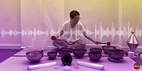 (In person)  Guided Sound Bath Meditation