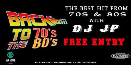We LOVE 70's & 80's