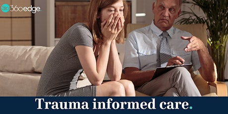 Trauma informed care (online) tickets