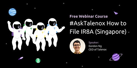#AskTalenox How to File IR8A tickets