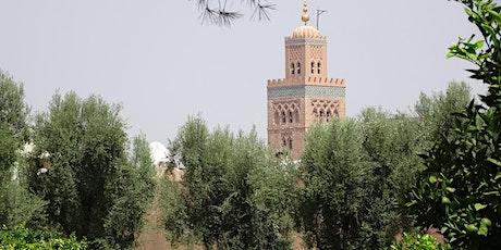 Online lezing: Marrakech tickets