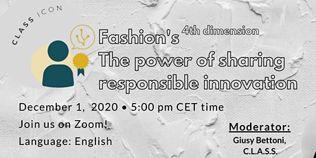 SMART VOICES 15: Fashion's 4th dimension tickets