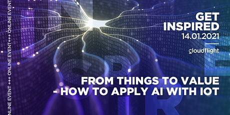 From Things to Value - How to apply AI with IoT