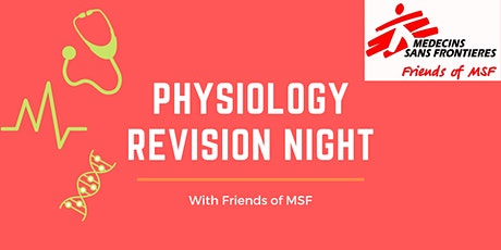 Physiology Revision Night (with mini-MCQ) tickets