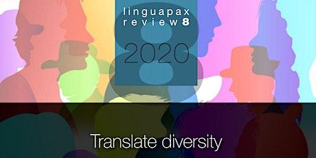 Presentació de Linguapax Review 2020 entradas