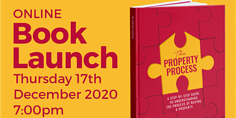 The Property Process Book Launch tickets