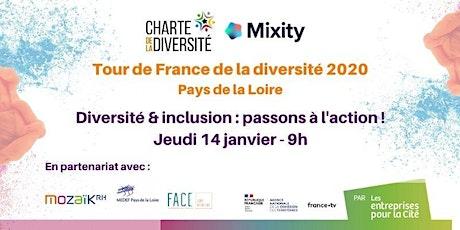 Tour de France de la Diversité - étape régionale Pays de la Loire billets