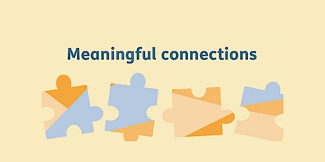 Meaningful connections: delivering peer support remotely (BSL interpreted) tickets