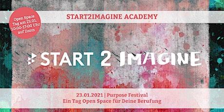 Purpose Festival – Ein Tag Open Space für Deine Berufung Tickets