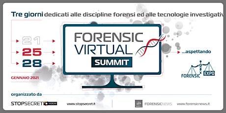 Forensic Virtual Summit tickets