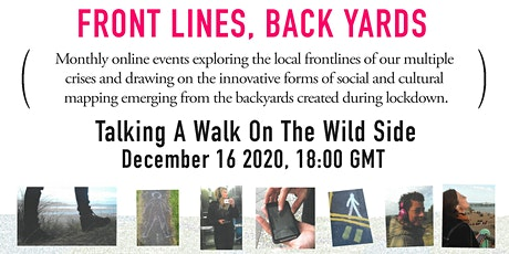 Talking A Walk On The Wild Side tickets