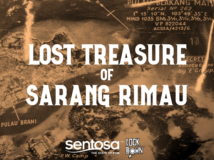Fort Siloso: The Quest for Lost Gold image