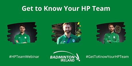 Get to Know Your HP Team tickets