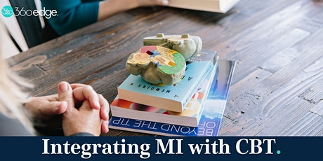 Integrating motivational interviewing  with CBT (online) tickets