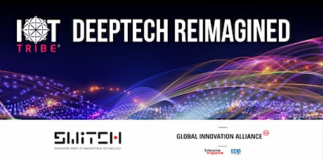 Deeptech Reimagined: Tech Disruption in the Age of Covid-19 tickets