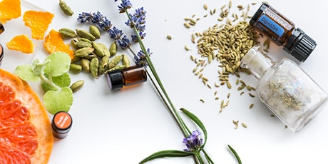 Natural Health Solutions with Essential Oils + Sample Kit tickets