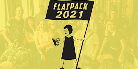 Flatpack 2021 campaign launch for Trust the People tickets