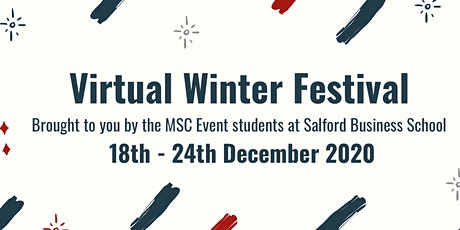 Virtual Winter Festival tickets