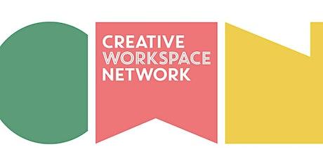 Creative Workspace Network Virtual Meeting tickets