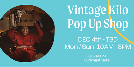 Christmas Vintage Store • Mainz • Vinokilo tickets