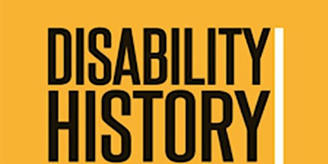 Disability History Month Lunchtime Seminars tickets