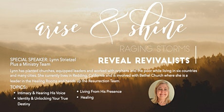 Arise and Shine Conference -  Jan 7th and 8th tickets