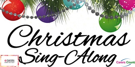 Christmas Sing-Along Session 15th December  12:45 - 14:00 tickets