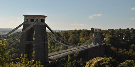Tea Break talks with the Clifton Suspension Bridge tickets