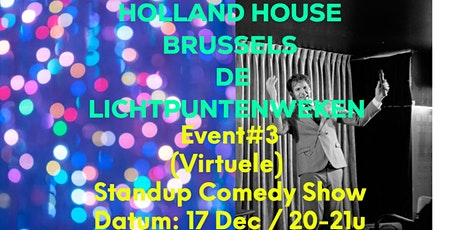 StandupEurope Comedy Show tickets