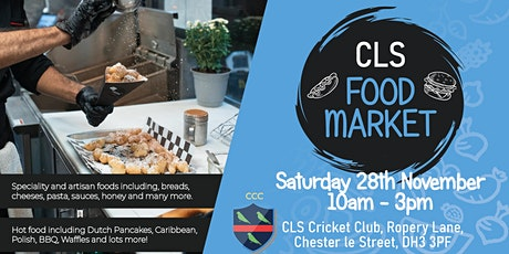 CLS Food Market - November tickets