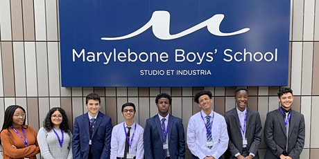Marylebone Boys School Sixth Form Open Evening tickets