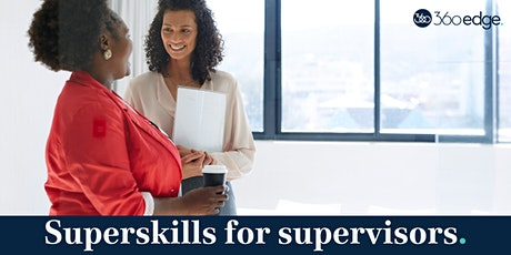 Superskills for supervisors (online) boletos