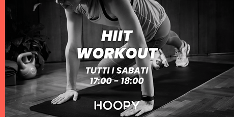 Saturday HIIT Fever con Frank tickets