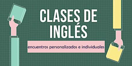 Clases de Inglés - Individuales tickets