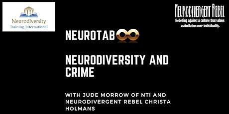 Neurotaboo Series - Crime, Law and Order entradas